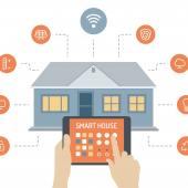 IoT apps for smart homes