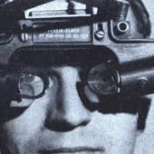 Image of the first HMD known as the Sword of Damocles
