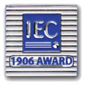 1906 Award pin