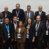 Participants in the Affiliate Forum in October 2017 during the IEC General Meeting in Vladivostok, Russia