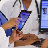 Digital healthcare connects patients, professionals, providers and machines