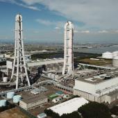japanese tower model