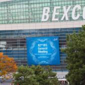 BEXCO announcing 82nd IEC General Meeting
