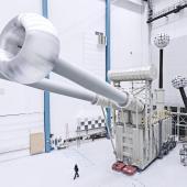 ultra high voltage direct current (UHVDC) transformer