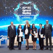Winners of the 2018 IEC IEEE KATS Challenge Award