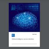 IEC White Paper: Artificial intelligence across industries