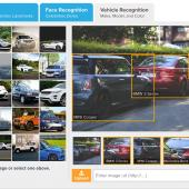 AI face recognition technology for cars