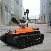 fire-fighting robot
