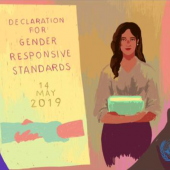 Declaration for Gender Responsive Standards
