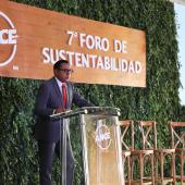 Image of Juan Rosales speaking at an event