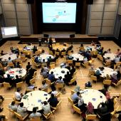 Image of participants at capacity-building event in Malaysia