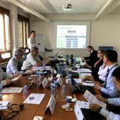 Image of TC/SC Officers training in Geneva