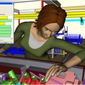 Siemens Digital Human Model