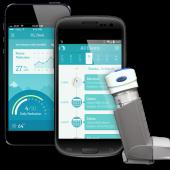 Smart inhaler tracks last time and place medication is taken