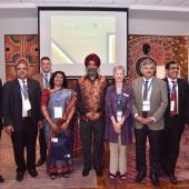 Group photo Top technology and transformation trends event, New Delhi, India