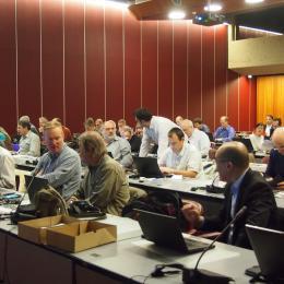 TC 57/WG 10 meeting in Geneva in February 2017
