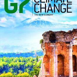 G7 magazine cover 2017