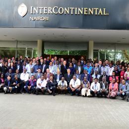 LVDC Conference participants