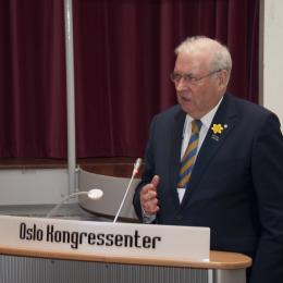 Dave Smith, Edison Award 2012, Oslo