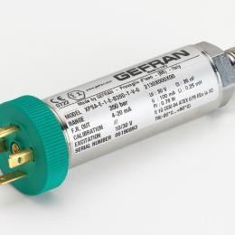 Gefran pressure transmitter
