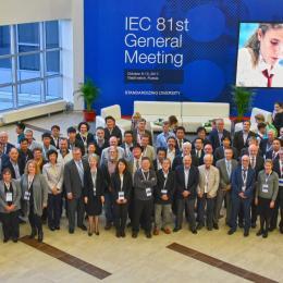 JTC 1 Plenary, Vladivostok, Russia