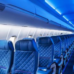 airplane wash lighting