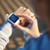 Smart watch with ECG feature